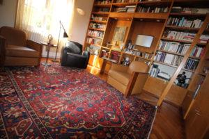 Enlever une tâche de café sur tapis à Boulogne