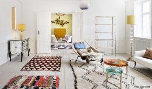 Nettoyer un tapis berbère à Boulogne