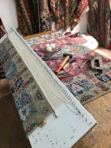 Nettoyage et restauration de qualité de tapis à Saint Cloud