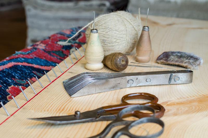 Nettoyage et restauration de qualité de tapis à Neuilly