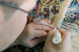 Nettoyage et restauration de qualité de tapis à Boulogne