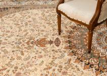 Nettoyage de tapis persans à Saint Cloud